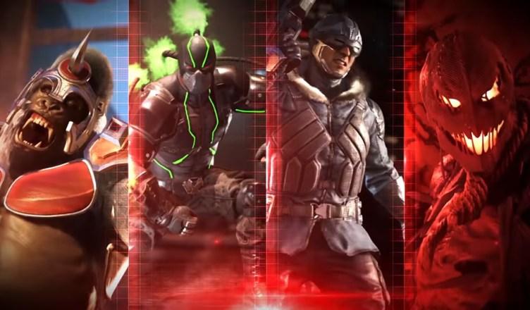 Novo trailer do Injustice 2 é totalmente focado nos vilões!