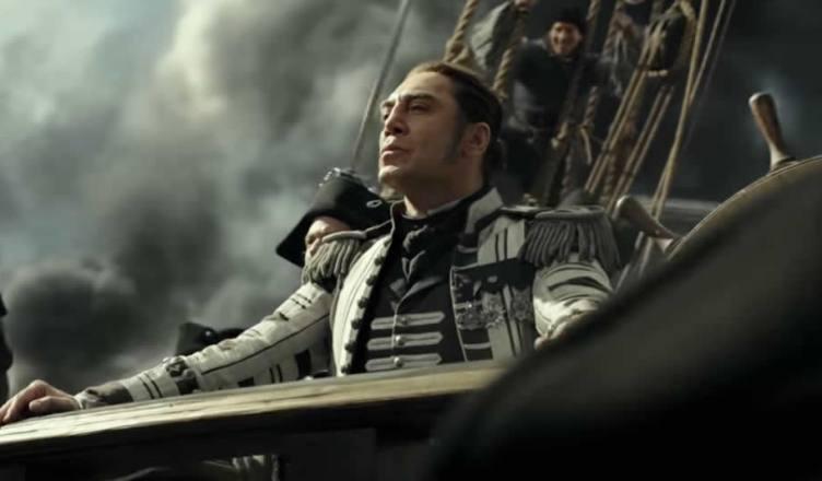 Confira o novo trailer de Piratas do Caribe: A Vingança de Salazar!