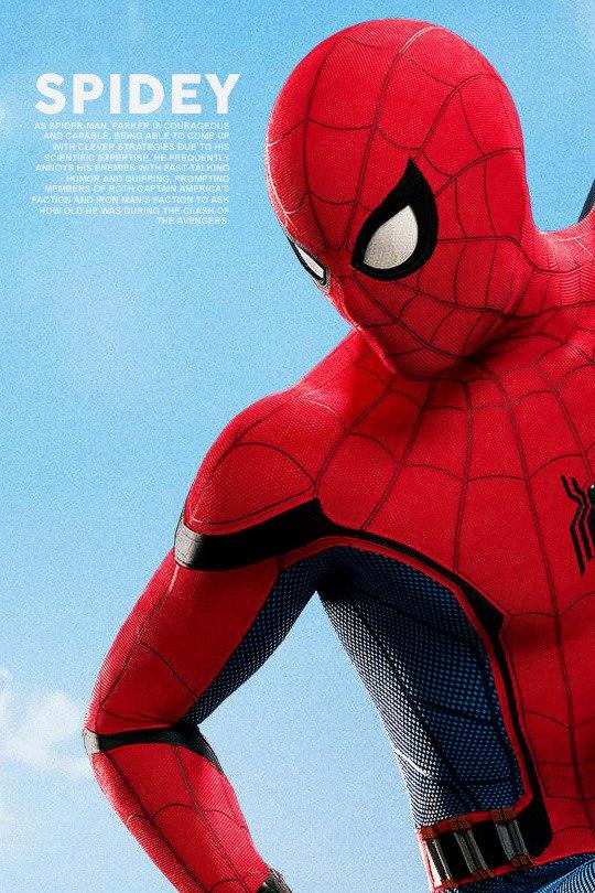 Divulgado novas imagens de Homem-Aranha: De Volta ao Lar!