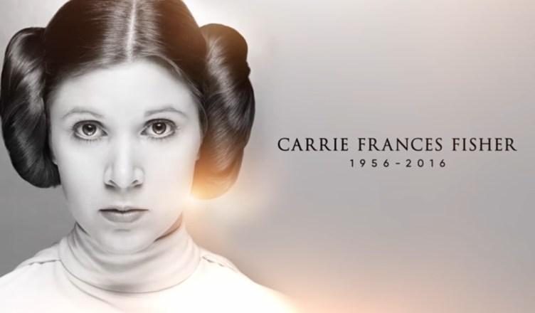 Confira o tributo à Carrie Fisher exibido no painel de Star Wars Celebration!