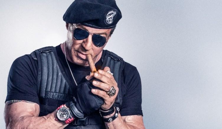 Sylvester Stallone deixa a franquia de Os Mercenários!