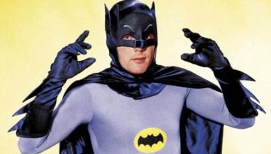 Adam West, o Batman da série de TV, morre aos 88 anos!