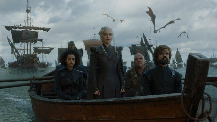 Nova imagem da sétima temporada de Game of Thrones mostra Daenerys chegando em Westeros!