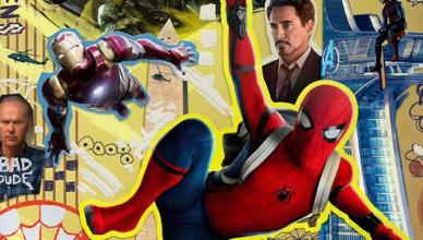Homem-Aranha: De Volta ao Lar ganha um novo pôster em IMAX!