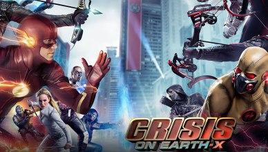 Divulgado uma arte promocional de Crise na Terra-X, o mega crossover de Flash, Arrow, Supergirl e Legends of Tomorrow!