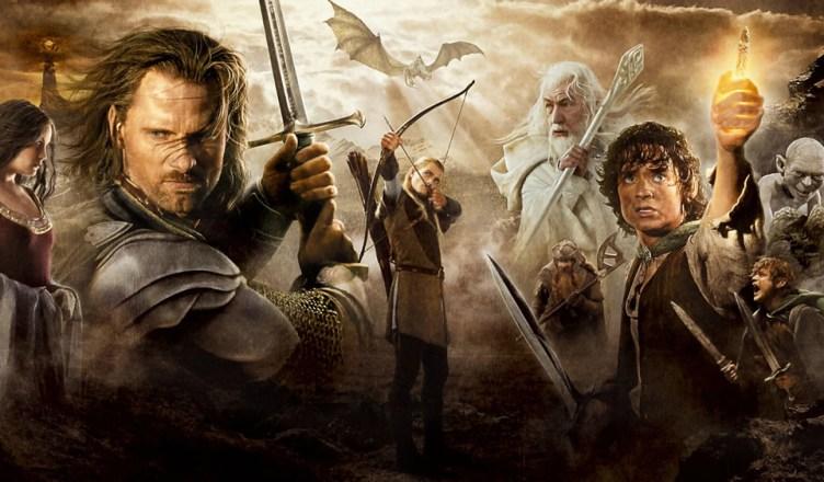 Amazon fecha acordo para produzir uma série de TV de O Senhor dos Anéis!