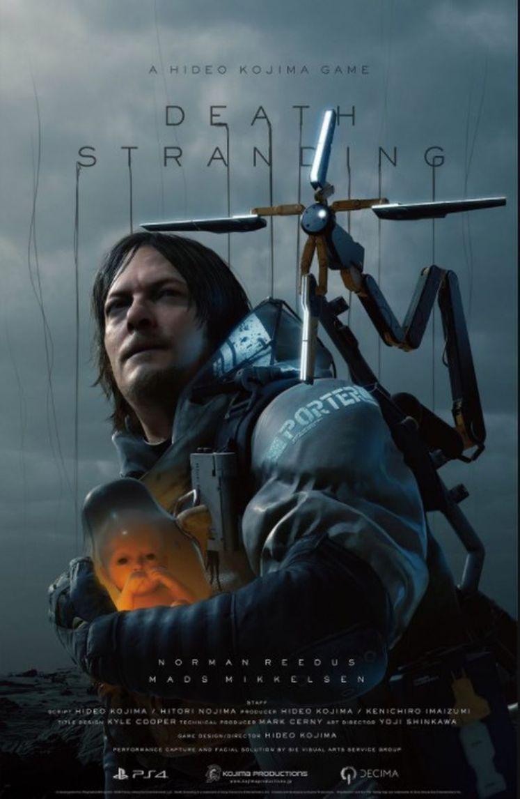 Death Stranding ganha um novo trailer no The Game Awards 2017!