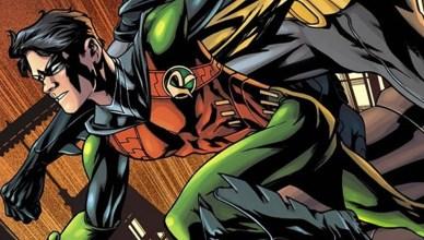 Divulgado a primeira imagem oficial do Robin na série de TV dos Titans!
