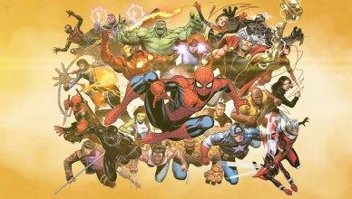 Marvel anuncia nova reformulação para suas HQs em 2018!