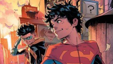 DC Comics anuncia a finalização da história em quadrinhos do Super Sons!