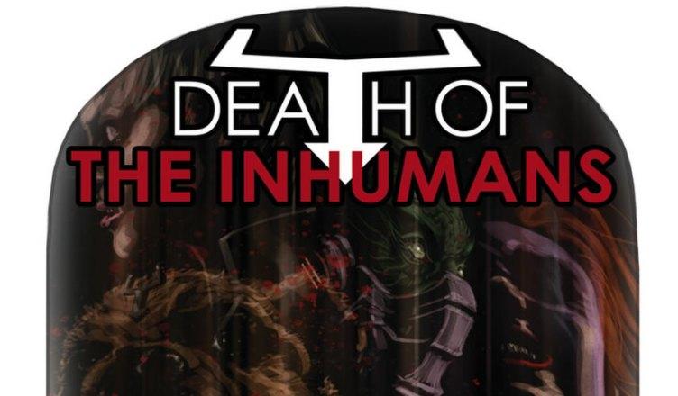 """Marvel anuncia a HQ """"A Morte dos Inumanos""""!"""