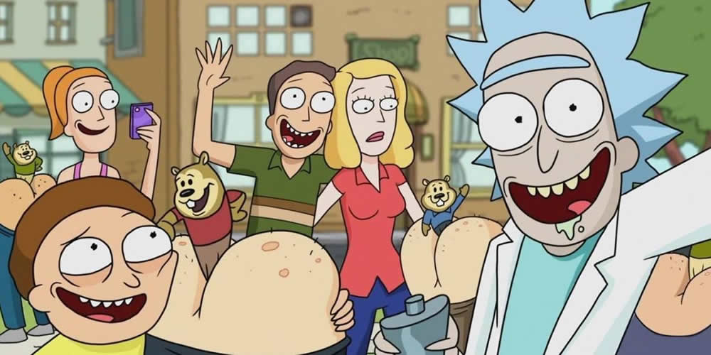 'Rick and Morty' deixa Netflix em abril
