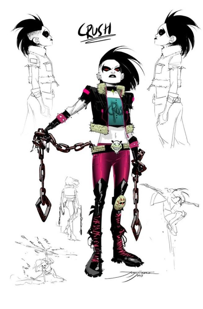 DC Comics anuncia uma nova formação e equipe criativa dos Jovens Titãs!