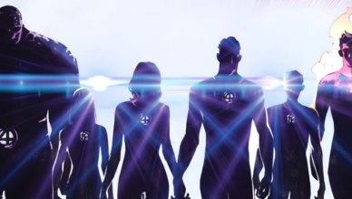 Divulgado a capa e o trailer do retorno do Quarteto Fantástico nas HQs!