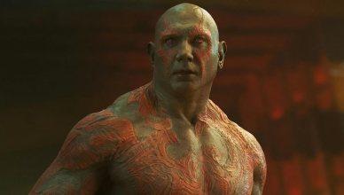 Dave Bautista confirma que Drax está em Vingadores 4 e Guardiões da Galáxia Vol. 3!