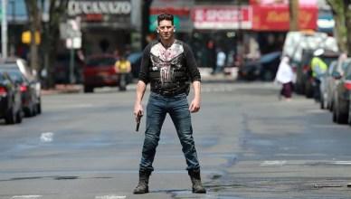 Frank Castle troca tiros com o Retalho em vídeo do set da segunda temporada de Justiceiro!