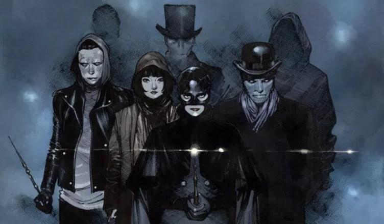 Netflix divulga o trailer de The Magic Order, sua primeira história em quadrinhos!