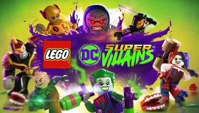 LEGO DC Super-Villains é anunciado, confira o trailer!