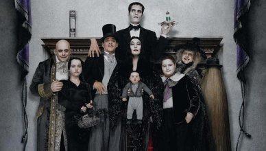 Divulgado a primeira imagem do filme animado de A Família Addams!