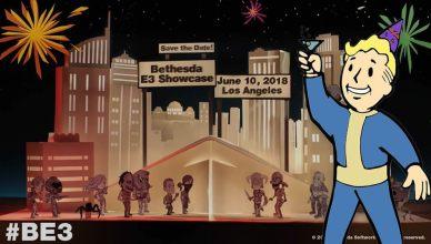 Confira a conferência da Bethesda ao vivo na E3 2018!
