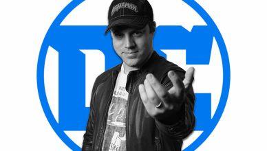 Geoff Johns deixa a presidência da DC Entertainment para se tornar roteirista e produtor do estúdio!