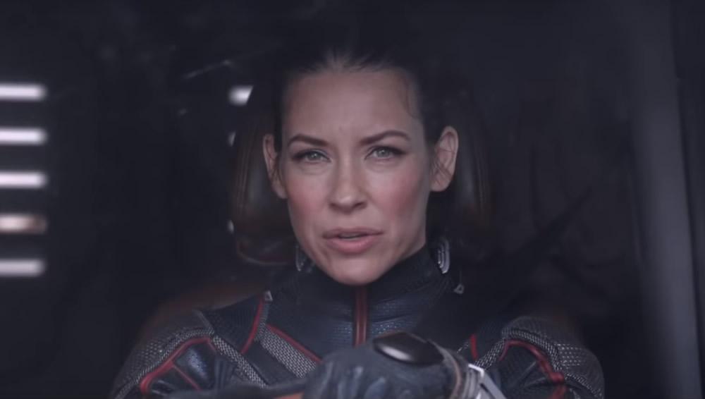 Vespa aparece em ação em novos clipes de Homem-Formiga e a Vespa!