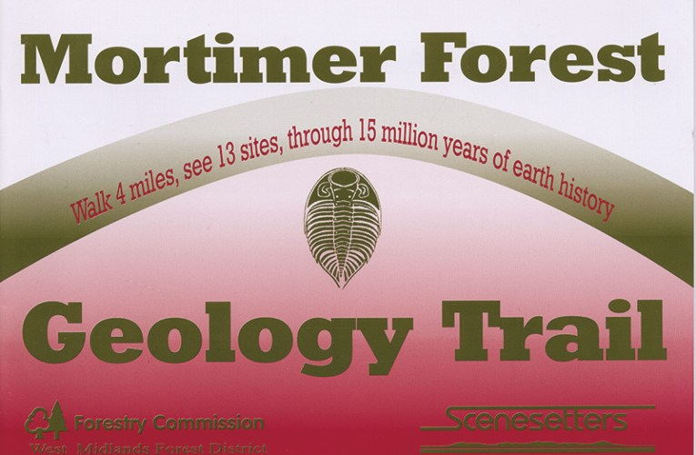 Book review: Mortimer Forest Geology Trail, edited by Andrew Jenkinson