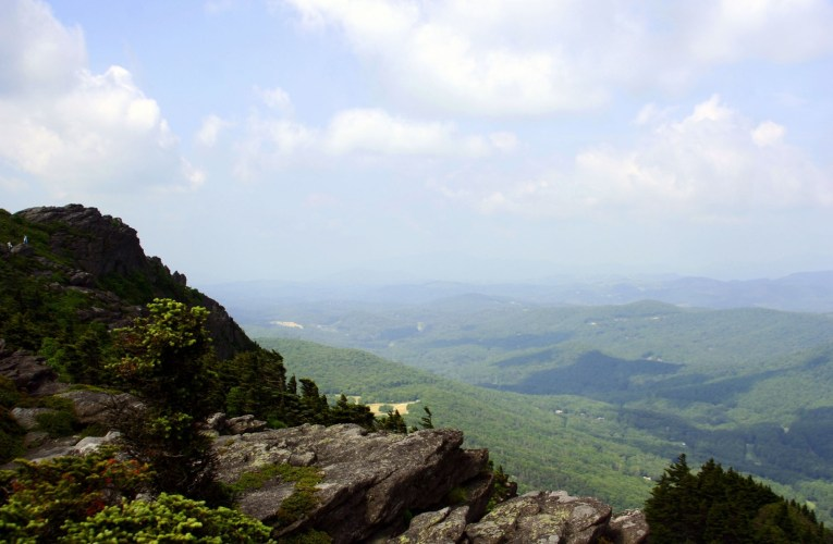 Geology of Grandfather Mountain