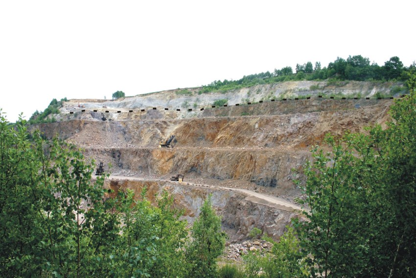 Photo 1_Quarry view