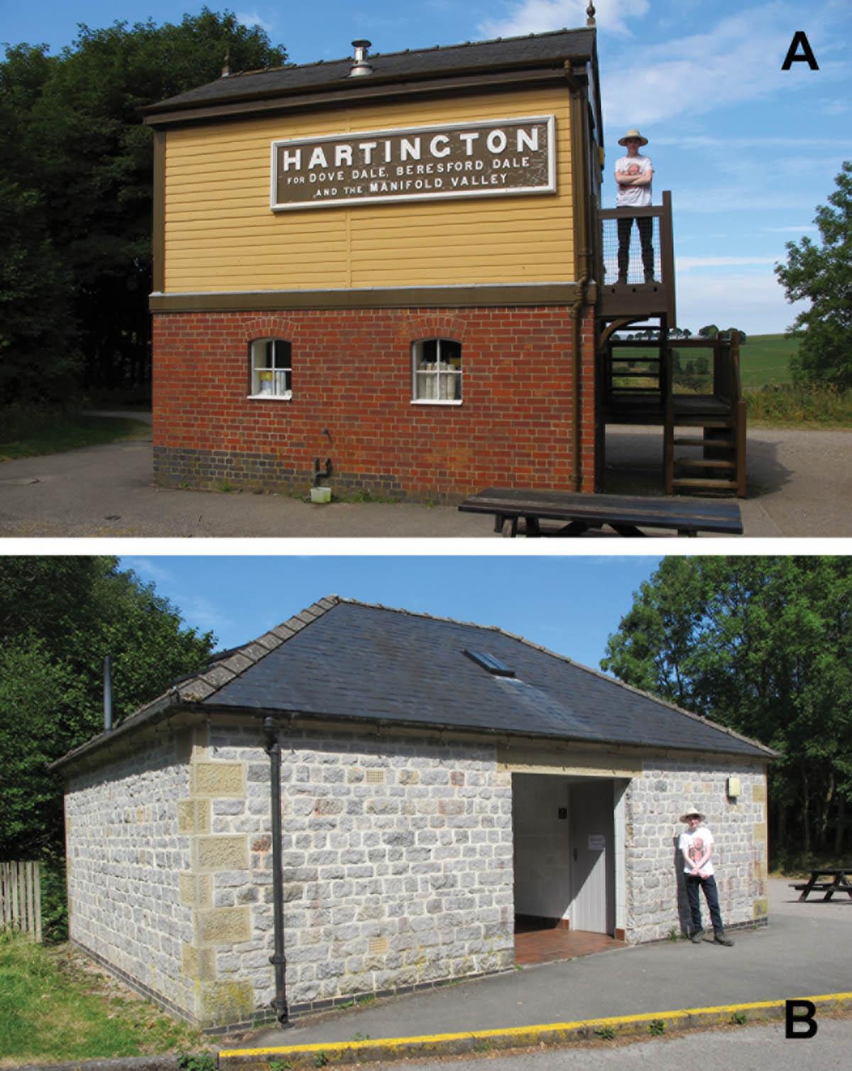 Crinoids at Hartington