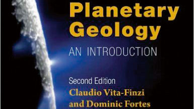 Book review: Planetary Geology: An Introduction (2nd ed), by Claudio Vita-Finzi and Dominic Fortes