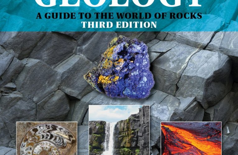 Book review: Introducing Geology: A guide to the world of rocks (3rd ed), by Graham Park
