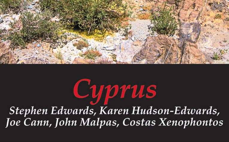 Book review: Cyprus: Classic Geology in Europe no 7, by Stephen Edwards, Karen Hudson-Edwards, Joe Cann, John Malpas and Costas Xenophontos