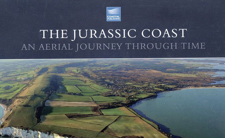 Book review: The Jurassic Coast: An Aerial Journey through Time, photographs by Peter Sills, words by Robert Westwood