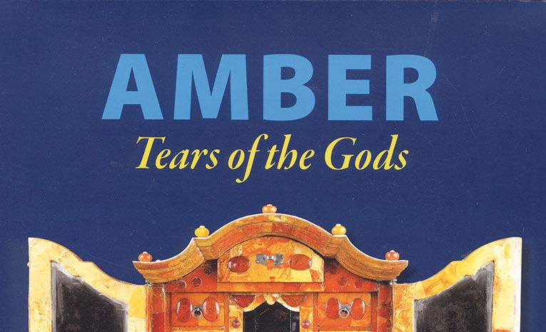 Book review: Amber: Tears of the Gods, by Neil D L Clark