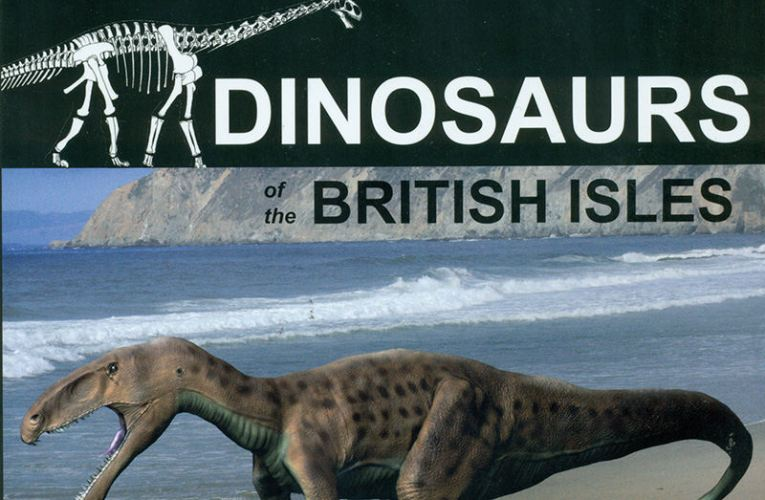 Book review: Dinosaurs of the British Isles, by Dean R Lomax and Nobumichi Tamura