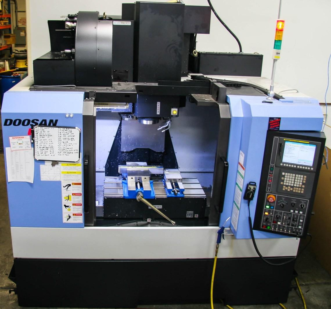 Machine Shop - CNC Machine