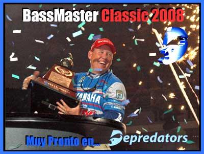 Bass Master Classic2008