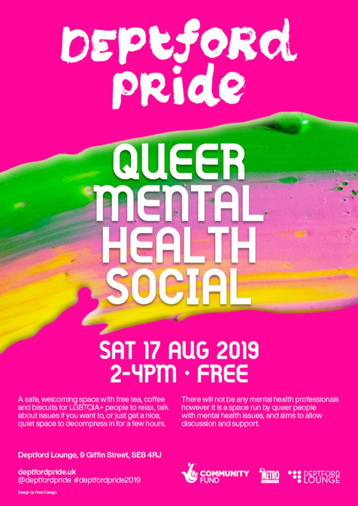 Queer Mental Health Social