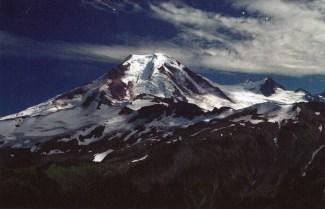 Celeste went to Mount Baker, Washington.