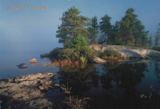 Faith went to Boundary Waters, Minnesota.