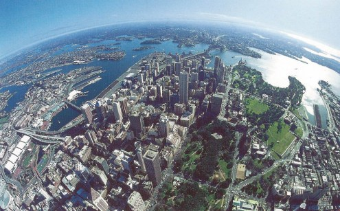 Philip went to Sydney, Australia.