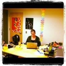 Jen in Office