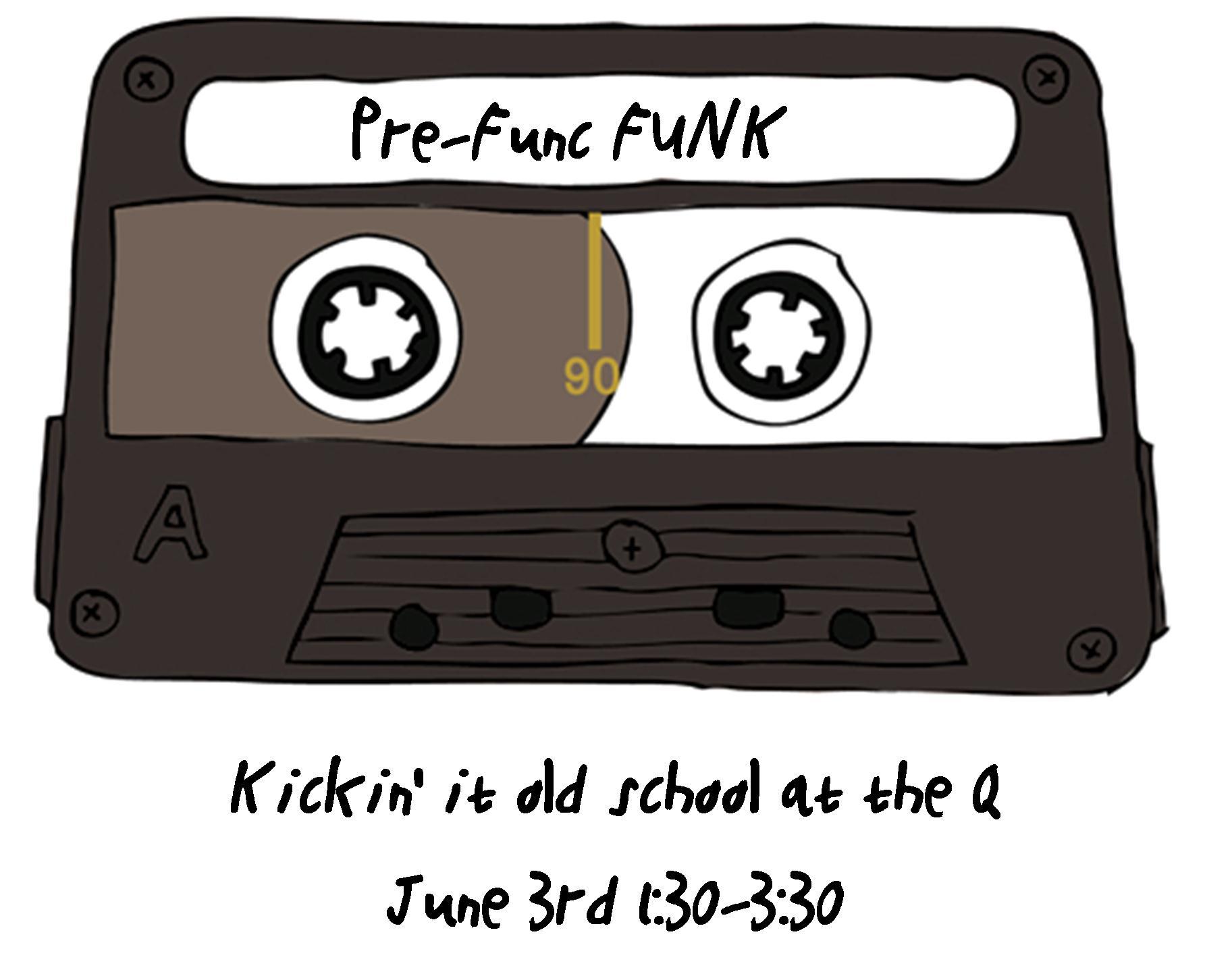 pre-func funk