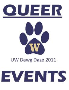 queer guide to dawg daze events