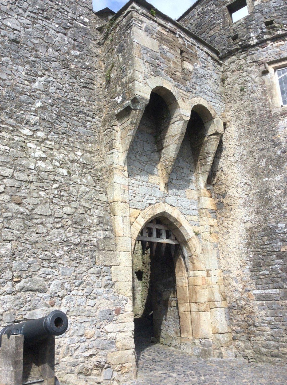 Rastrillo del castillo