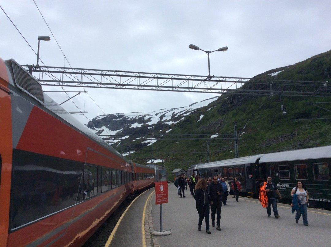 Estacion de Myrdal
