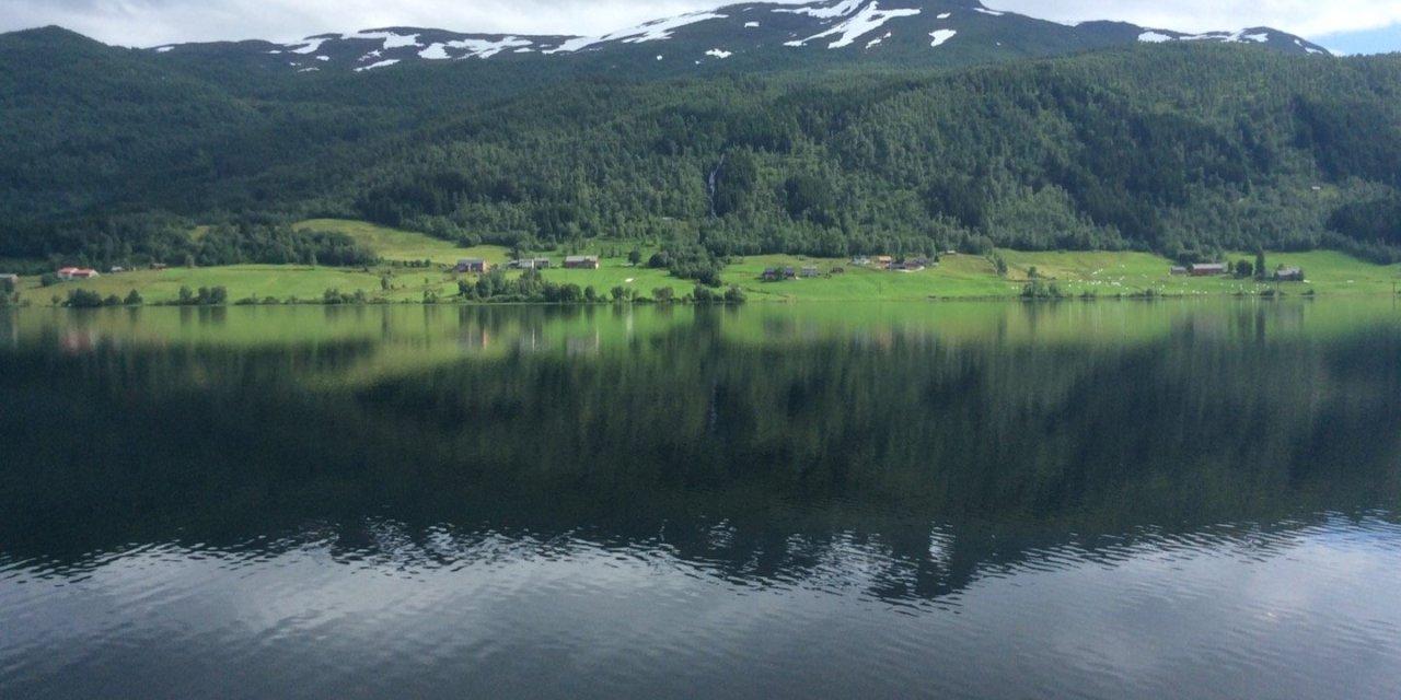 Una excursión desde Flåm