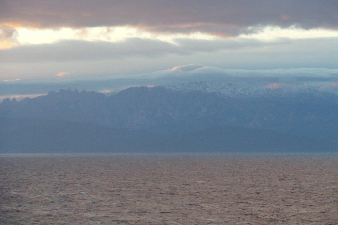 Montañas de Córcega