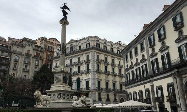 Parténope, la cuna de Nápoles